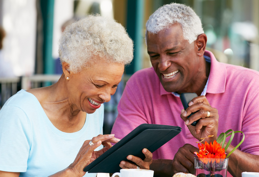 New Tablet Helps Seniors Communicate