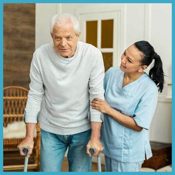 Live-in Senior Home Care Support Services